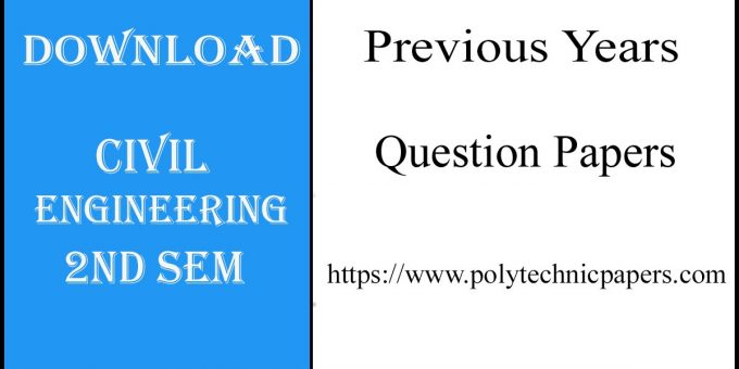 Download-Civil-engineering-diploma-2nd-sem-question-papers